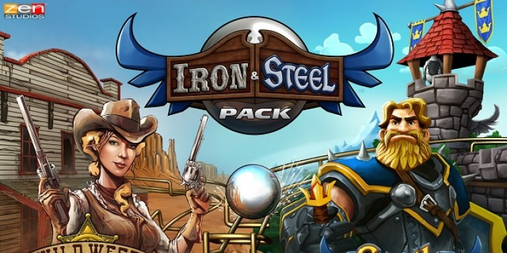 Zen Pinball 2 Adds CastleStorm And Wild West-Themed Tables Later This Month