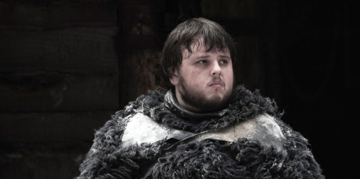 Samwell May Not See The Same Story From The Book In Shocking New Season Of Game Of Thrones