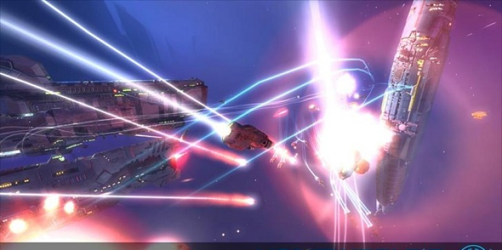 Homeworld Remastered 4K Cinematic Trailer Shows Off The Remake's Shiny HD Visuals