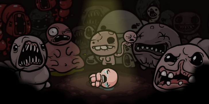 Afterbirth DLC Announced For The Binding Of Isaac, Adds Hundreds Of Hours In New Modes And Content