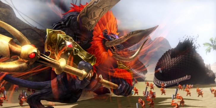 Move Over Marshawn, Ganon Is The One Going Beast Mode In The Upcoming Hyrule Warriors DLC Pack