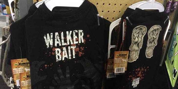 New Walking Dead Merchandise From The Coop Features A Great Many Subtle Nods To The Show