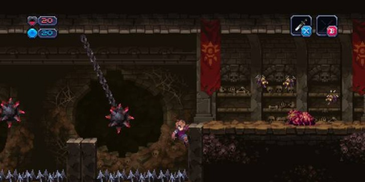 We Talk To The Developers Of 'Chasm' About Their Old-School Metroidvania Title