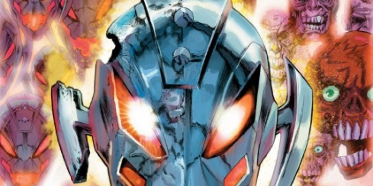 It's Robots Vs. Zombies In Marvel's Age Of Ultron Vs. Marvel Zombies