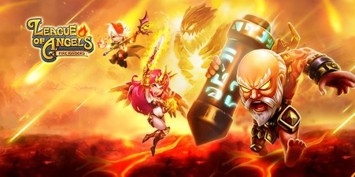 Because You Can Never Have Too Many Scantily Clad Animated Women, League Of Angels - Fire Raiders Hits Mobile In March