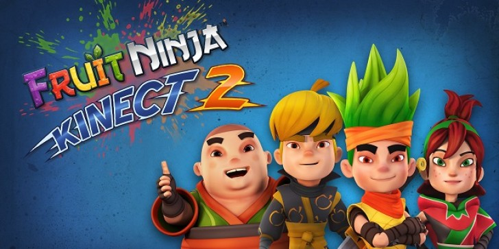 Dust Off That Kinect, Xbox One Owners! Fruit Ninja Kinect 2 Is Coming To The Next Gen Platform This March