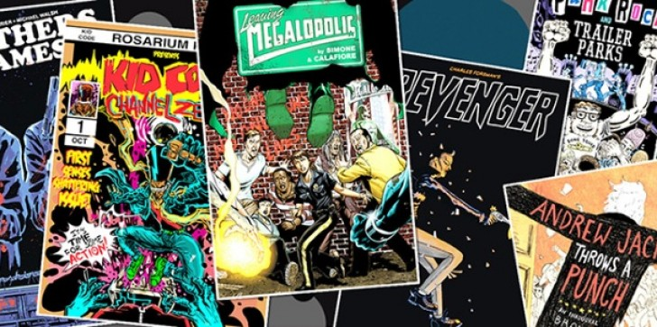 Grab 30 Great Books From ComiXology For The Low Price Of 3 Dollars