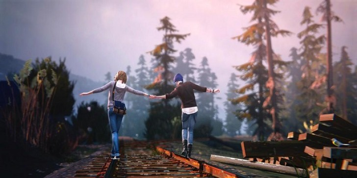 'Life Is Strange Episode 2' Launch Trailer Released And Our Heroines Fall Further Down The Rabbit Hole