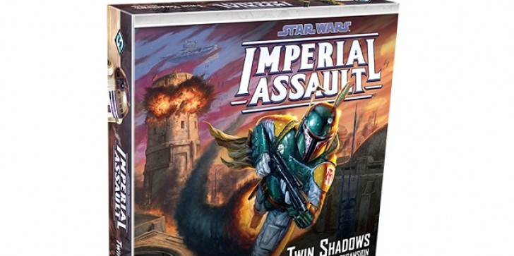 'Star Wars: Imperial Assault' Expansion Twin Shadows Takes Players To Tatooine Alongside New Ally And Villain Packs