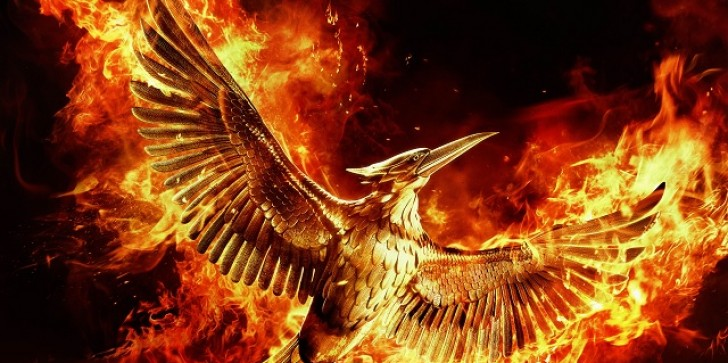 The Hunger Games Gets All Dark Knight For New Teaser Poster And Logo