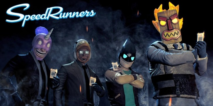 'Payday 2' & 'Speedrunners' Crossover DLC Adds New Masks, Characters As Part Of Spring Break Event