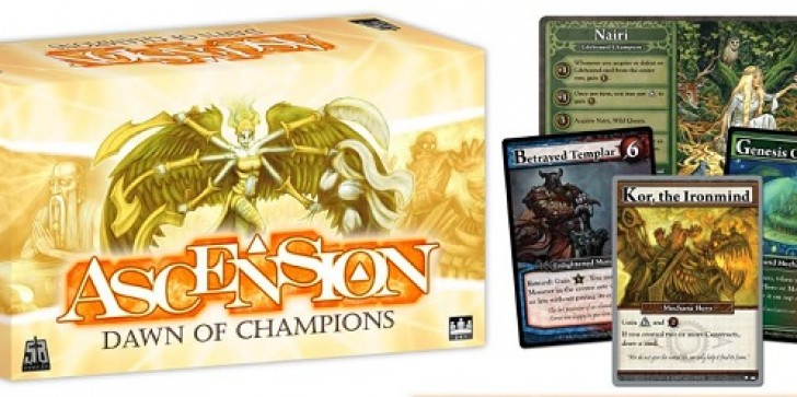 Champions Will Dawn In The Latest Expansion For Ascension: Chronicle of the Godslayer, Out Next Week