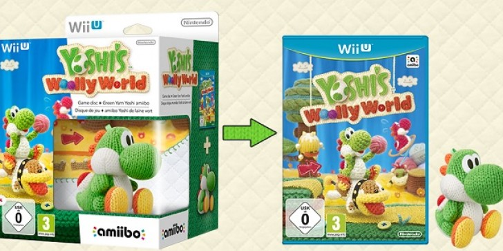 'Yoshi's Woolly World' Release Date Set For June 26 In Europe, Green Yarn Amiibo Will Come Bundled
