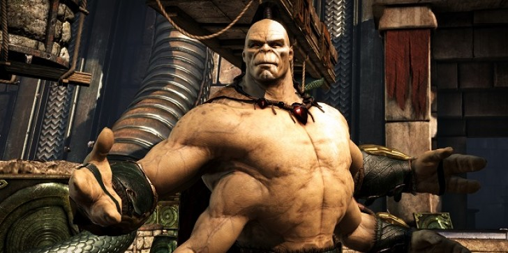 Our Guide To Every 'Mortal Kombat X' Fatality' Brutality