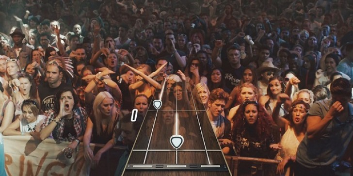 For Those About To Rock, Activision Salutes You With 'Guitar Hero Live', The Ambitious New Music Game Coming Out This Fall
