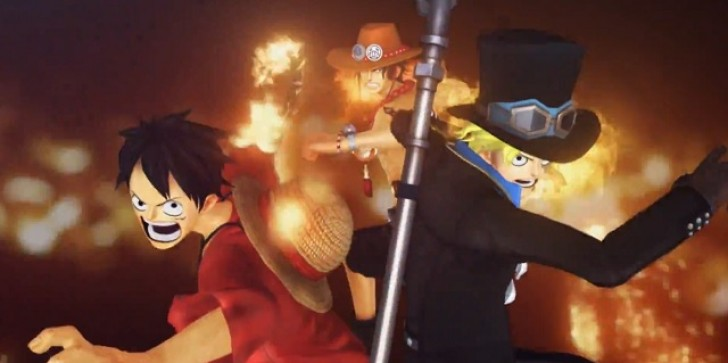 The New 'One Piece Pirate Warriors 3' Trailer Is Big On Everlasting Friends & Fisticuffs