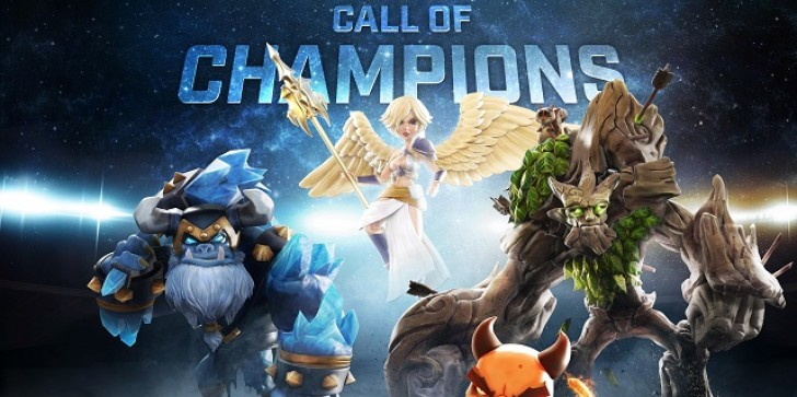 Three Pro League Of Legends Players Join Up To Assist Call Of Champions, An Upcoming MOBA Title For Mobile Devices
