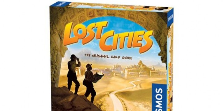 'Lost Cities' Card Game Review: A Reprinted Version Of Reiner Knizia's Classic That You Need To Own