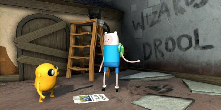 Grab Your PC And Console Friends! Adventure Time: Finn And Jake Investigations Is Coming