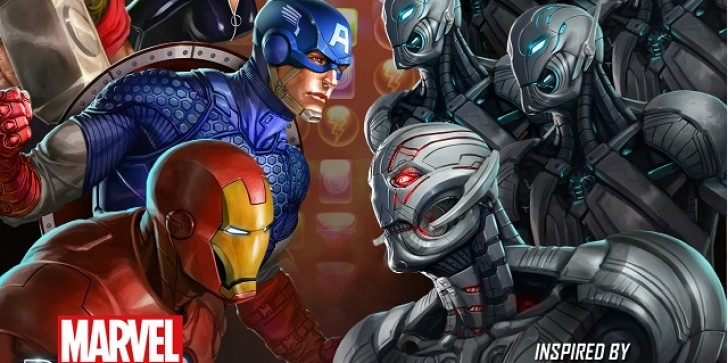 Quicksilver & Scarlet Witch Head To Marvel Puzzle Quest, Just In Time For Tomorrow's European Release Of Age Of Ultron