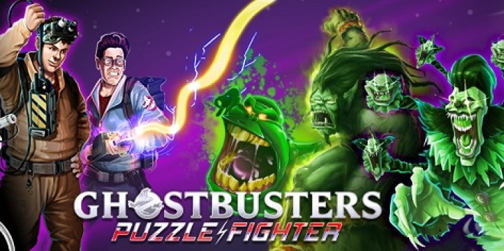 Who You Gonna Match? Ghostbusters! New Mobile Game 'Ghostbusters Puzzle Fighter' Announced For Mobile Devices