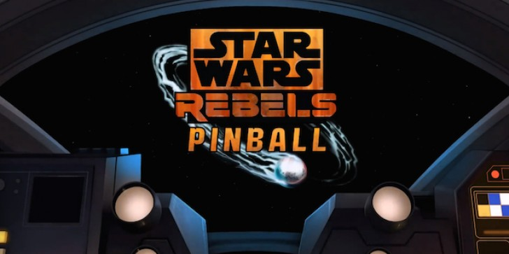 A Long Time Ago, On A Pinball Table Far, Far Away... 'Star Wars Rebels' Hits 'Zen Pinball' This Week