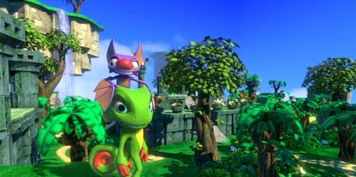 'Yooka-Laylee' Kickstarter Becomes Fastest-Earning Video Game Campaign, Nears $2 Million Mark With 44 Days Left