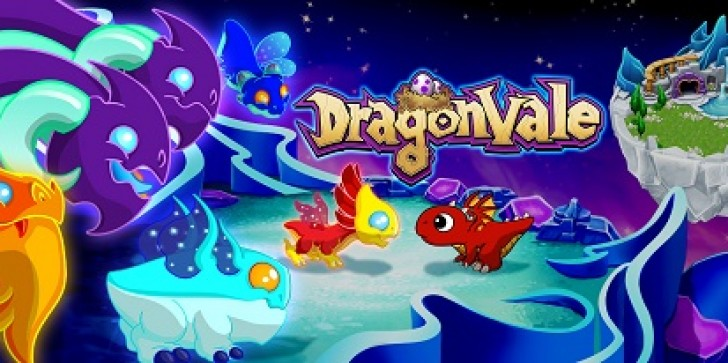 DragonVale Update Adds Cooperative Breeding Feature, 5 New Galaxy Dragons