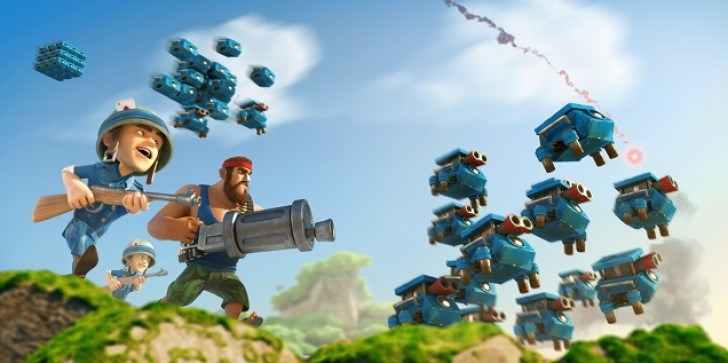 Latest 'Boom Beach' Update Is Live, See The Patch Notes For New Version That Adds Colonel Gearheart, Critters & More