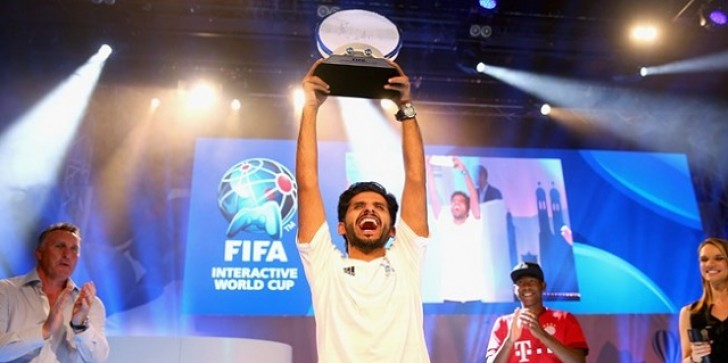 FIFA Interactive World Cup Winner Crowned, Watch A Recap Video Of FIFA 15's Best Players At This Year's Event
