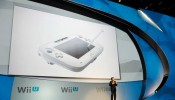 Satoru Iwata, Global President, Nintendo Co., Ltd., speaks during a news conference after the unveiling of the new game console Wii U.