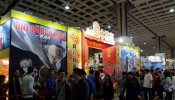 Muse Communication booth, Taipei International Comics & Animation Festival