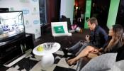 Microsoft VIP Lounge At The Hard Rock Hotel