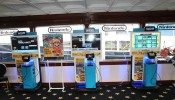 The Nintendo Lounge On The TV Guide Magazine Yacht - Day 1 - Comic-Con International 2015