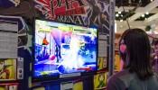 Persona 4 Arena at E3 2012