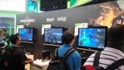 E3 2010 Crackdown 2 demo booth