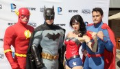 DC Comics Super Hero World Record Event