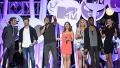 'The Originals' introduce a performance by All Time Low during the MTV Fandom Fest San Diego Comic-Con.