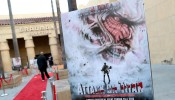 'ATTACK ON TITAN' World Premiere