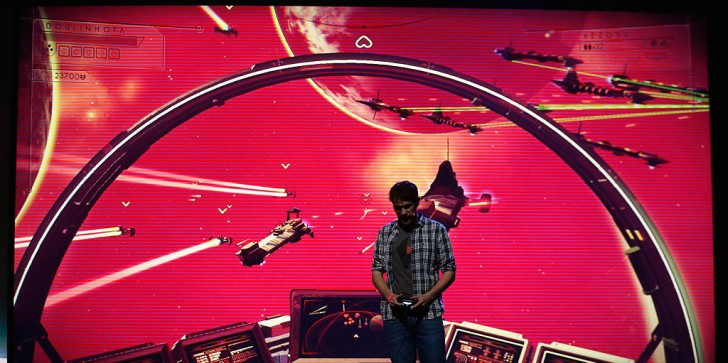 'No Man's Sky' Latest News & Update: This Gamer Has Reached The Center Of Galaxy; So What's In It?