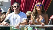 Jennifer Lopez Hosts 'Carnival Del Sol' At Drai's Beach Club - Nightclub