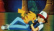 Pikachu And Ash In The Animated Movie Pokemon:The First Movie Photo Pikachu Projects