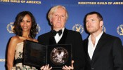 'Avatar 2' Director James Cameron, Zoe Saldana and Sam Worthington