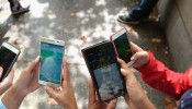 Pokemon Go Craze Hits New York City