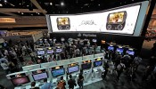 E3 Gaming Conference Held In Los Angeles