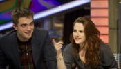 Robert Pattinson and Kristen Stewart Attend 'El Hormiguero' Tv Show