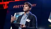 Lenovo Names Ashton Kutcher Product Engineer; Launches Yoga Tablet At YouTube Space In Los Angeles