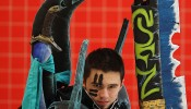 Enthusiasts Enjoy Comic Con As It Opens In London