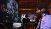 Xbox & Gears Of War 4 Los Angeles Launch Event At the Microsoft Lounge