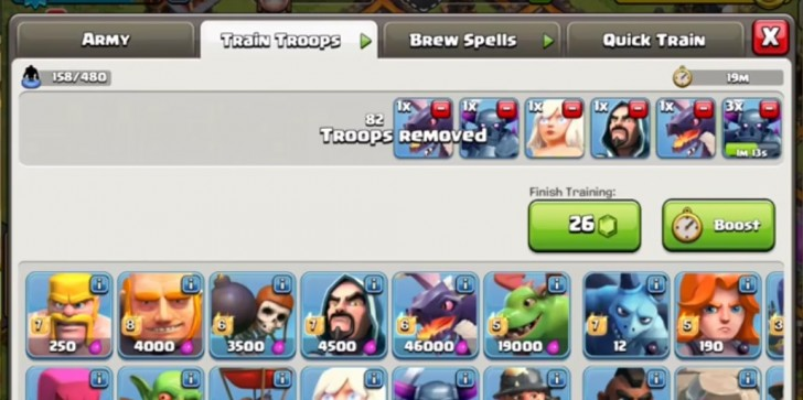 'Clash of Clans' 2016 Latest News & Updates: October Update Brings New Troops and Defense Upgrades; Supercell Announced Patch Roll Out Date!
